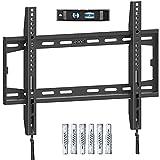 Amazon Brand – Eono Starre TV Halterung, Ultra-dünne TV Wandhalterung für viele 26-55 Zoll LED,...