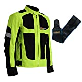 LKN Motorrad Riding Body Armor Wasserdichte Schutzjacke für den Sommer Frühling motorradjacke...