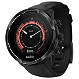 Suunto 9 Baro GPS-Sportuhr mit langer Batterielaufzeit und Herzfrequenzmessung am Handgelenk,...