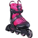 K2 Skates Mädchen Inline Skate Marlee — pink — S (EU: 29-34 / UK: 10-1 / US: 11-2) — 30D0220