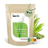nur.fit by Nurafit BIO Gerstengras Pulver 250g - rein natürliches Pulver aus Gerstengras ohne...