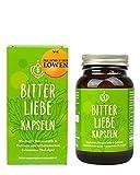 Bitterliebe® Bitterstoffe Kapseln 90 Stk. I Mariendistel Löwenzahn Artischocke Kapseln hochdosiert...