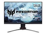 XB253QGP Gaming Monitor 24,5 Zoll (62 cm Bildschirm) Full HD, 144Hz, Fast LC 2ms (G2G), 2xHDMI 2.0,...