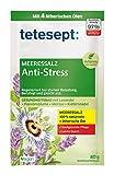 tetesept Meeressalz Badezusatz Anti-Stress – Badesalz mit ätherischen Ölen - beruhigt und...