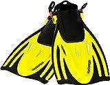 AQUAZON Alicante Verstellbare Flossen, Schnorchelflossen, Taucherflossen, Schwimmflossen für Kinder...