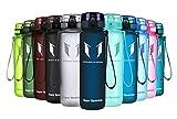 Super Sparrow Trinkflasche - Tritan Wasserflasche - 350ml - BPA-frei - Ideale Sportflasche -...