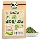 Gerstengras Pulver BIO (1kg) | Aus deutschem Anbau | Rohkostqualität | 100% Gerstengraspulver |...
