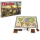Hasbro Risiko, DAS Strategiespiel, Brettspiel für die ganze Familie, spannendes Gesellschaftsspiel,...