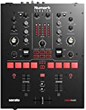 Numark Scratch - Zweikanal DJ Scratch Mixer mit Serato DJ Pro, mit Innofader Crossfader, DVS-Lizenz,...