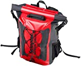 Semptec Urban Survival Technology Wasserfester Rucksack: Wasserdichter Trekking-Rucksack aus...