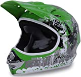 Actionbikes Motors Motorradhelm Kinder Cross Helme Sturzhelm Schutzhelm Helm für Motorrad...