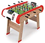 Smoby 640001 - Multifunktions Tischfußball Powerplay 4-in-1 - Wandelbarer Spieltisch,...