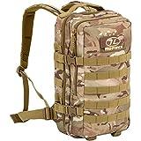 Highlander Militärischer Tactical Assault-Rucksack wasserdichte Recon 20 Liter-Rucksack mit...