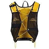 LA SPORTIVA Racer Vest Gelb-Schwarz, Rucksack, Größe M/L - Farbe Black - Yellow