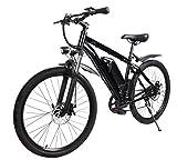 """E-Bike Elektrofahrrad """"EX10"""" Pedelec 27,5 oder 29 Zoll E-Fahrrad Elektro Trekking Fahrrad (27,5..."""
