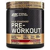 Optimum Nutrition Gold Standard Pre Workout Energie Booster (Pulver Shake mit Kreatin Monohydrat,...