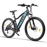 Fitifito MT27,5 Elektrofahrrad Mountainbike E-Bike 48V 250W Heckmotor, 48V 13Ah 624Wh Samsung...