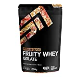 ESN Fruity Whey Isolate – 1000g – Tropical Punch – Fruchtiges Proteinpulver reich an EAAs und...