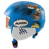 ALPINA CARAT SET DISNEY Skihelm, Kinder, Disney Donald Duck, 48-52