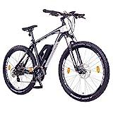 NCM EPAC, Prague, E-Bike Mountainbike 36V 13Ah 468Wh, 26', schwarz