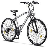 Licorne Bike Premium Trekking Bike in 28 Zoll - Fahrrad für Jungen, Mädchen, Damen und Herren -...