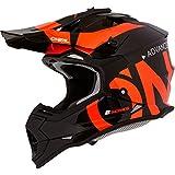 O'NEAL | Motocross-Helm | Kinder | MX Enduro | ABS-Schale, Sicherheitsnorm ECE 22.05,...