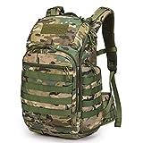Mardingtop Taktischer Rucksack Militär Rucksack 25L/30L für Herren Damen Molle Assault Pack...
