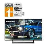 Panasonic TX-40HXW804 UHD 4K Fernseher (LED TV 40 Zoll / 100 cm, HDR, Quattro Tuner, Smart TV,...