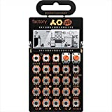 Teenage Engineering PO -16 factory - Lead Synthesizer (16 Step Sequenzer, 15 Sounds, Micro Drum...