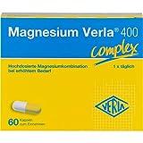 Magnesium Verla 400 complex Kapseln, 60 St. Kapseln