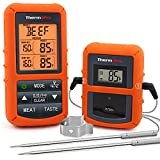 ThermoPro TP20 Digital Funk Bratenthermometer Grillthermometer Ofenthermometer Thermometer Wireless...