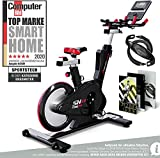 Sportstech Elite Indoor Cycle Bike | Deutsches Qualitätsunternehmen | Video Events & Multiplayer...
