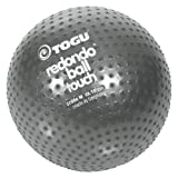 TOGU Redondo Ball Touch 18 cm Gymnastikball Pilatesball, anthrazit