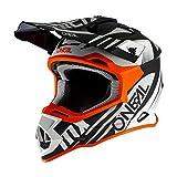 O'NEAL | Motocross-Helm | MX Enduro | ABS-Schale, Sicherheitsnorm ECE 22.05, Lüftungsöffnungen...