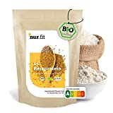 nur.fit by Nurafit BIO Reisprotein-Pulver 2kg – Reiseiweißpulver aus kontrolliert biologischem...