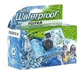 Fujifilm Quicksnap Marine Einwegkamera für Unterwasseraufnahmen (27 Aufnahmen, wasserdicht bis 10...