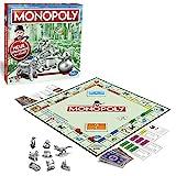 Hasbro Gaming C1009100 Monopoly Classic, Gesellschaftsspiel für Erwachsene & Kinder, Familienspiel,...