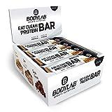 Bodylab24 Eat Clean Protein Bar 12 x 65g / Protein-Riegel mit wertvollen Ballaststoffen / 20g...