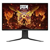 Dell AW2720HF, 27 Zoll, Alienware Gaming Monitor, Full HD 1920x1080, 240 Hz, IPS entspiegelt, 16:9,...
