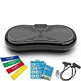 Bluefin Fitness Ultra Slim Power Vibrationsplatte   Fett verlieren und Fitnesstraining von Zuause  ...