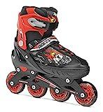 Roces Jungen Inline-skates Compy 6.0, black/Red, 26-29