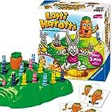 Ravensburger Lotti Karotti, Brettspiel für Kindergeburtstage, Gesellschafts- und Familienspiel,...