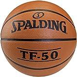 Spalding Basketball TF50 Out 65-819z, orange, 3