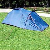 Wanderlust Kuppelzelt/Outdoor Zelt für 2 Personen - Ideal für Camping-Einsteiger und...