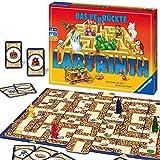 Ravensburger Familienspiel 26446 - Das verrückte Labyrinth - Kinder- und Gesellschaftsspiel, für...