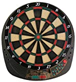 Best Sporting elektronische Dartscheibe Exeter Dartboard mit 12 Dartpfeilen und Ersatzspitzen Dartautomat mit Netzteil (Dartscheibe mit 12 Dartpfeilen)