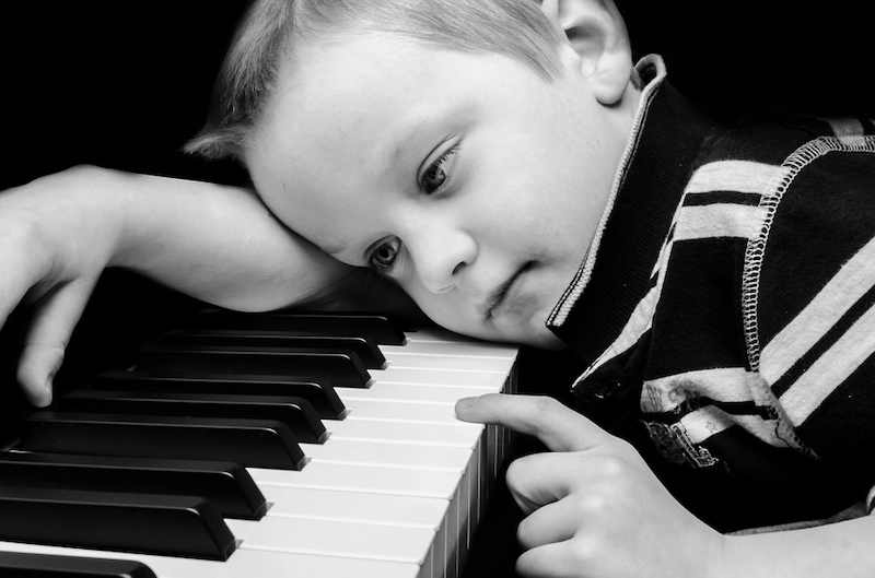 Kinder Keyboard Junge