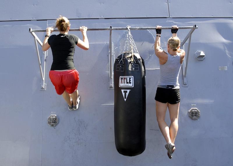 Boxsack richtig aufhängen