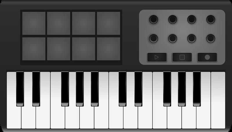 MIDI Keyboard Pads