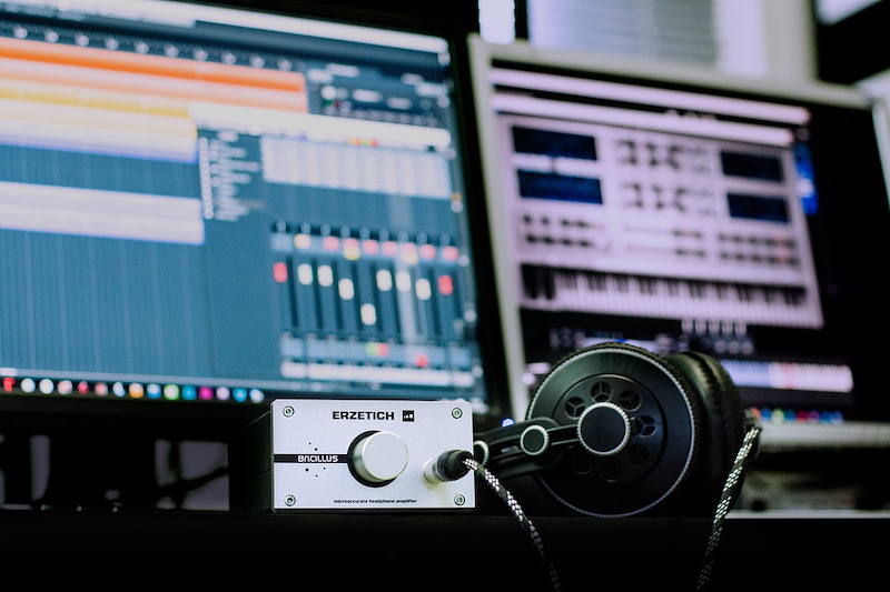 MIDI Software Desktop Headset